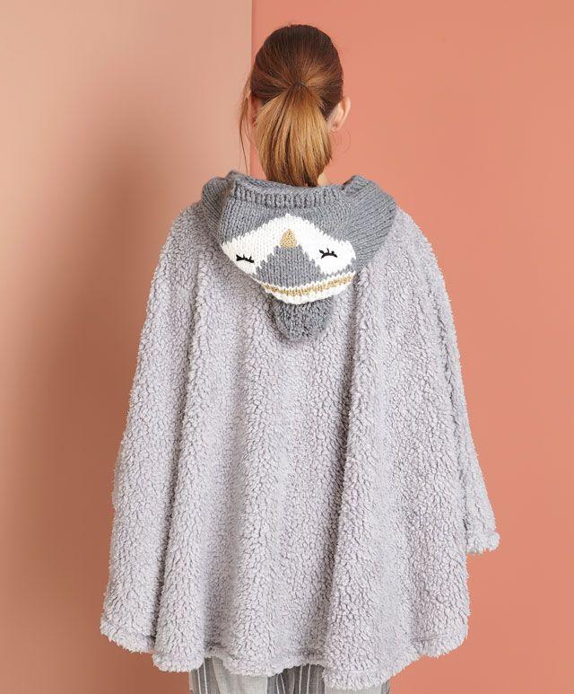 Penguin poncho - OYSHO
