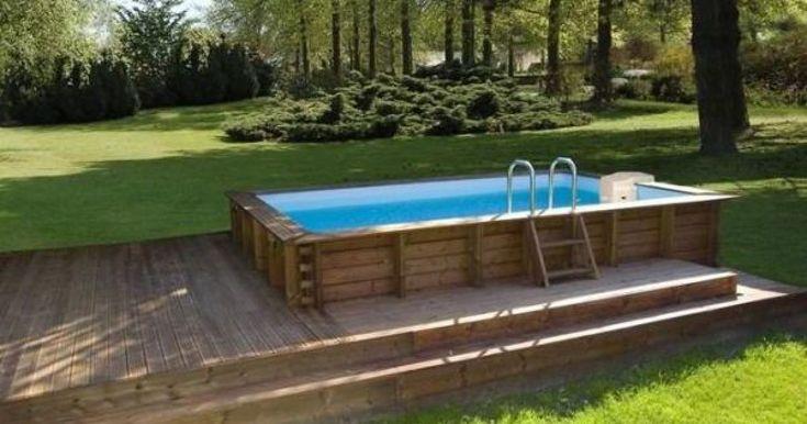 1000 ideas about piscine hors sol on pinterest petite for Piscine bois 2x2