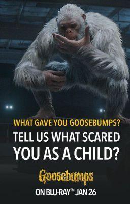 What Scared You As A Child? - Shaun Allan - Sweet Dreams #wattpad #andis #goosebumps