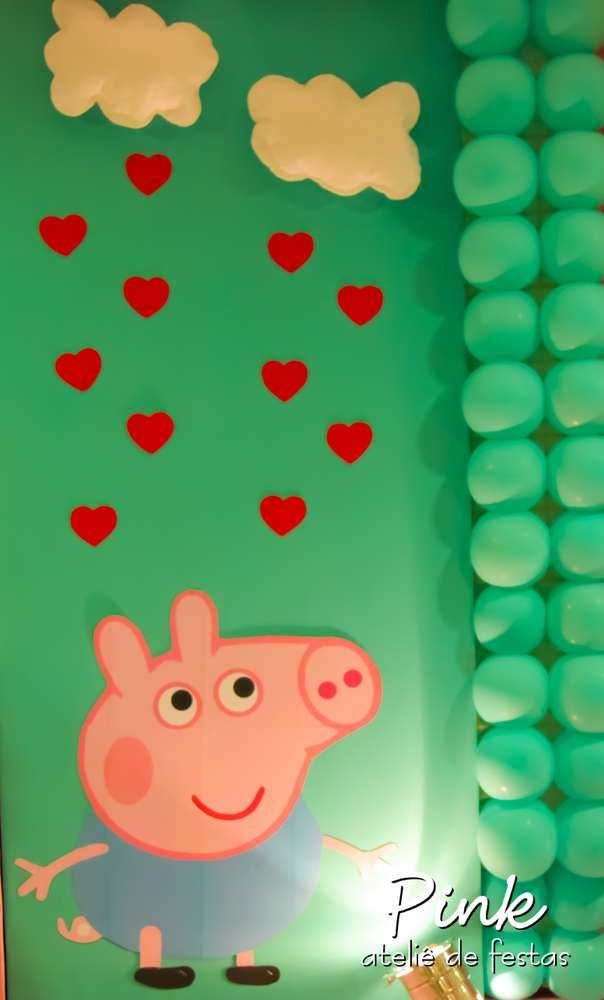 Peppa Pig Birthday Party Ideas | Photo 43 of 146