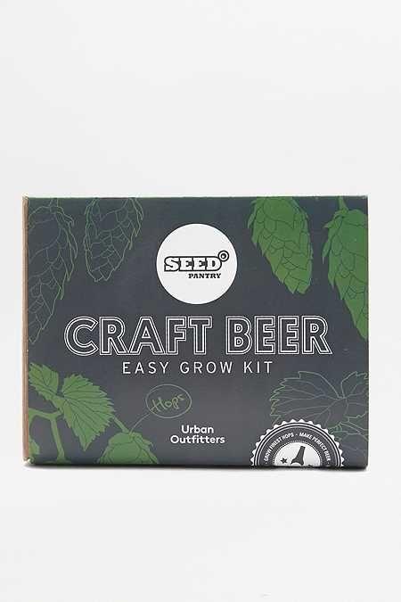 """Seed Pantry – Pflanzen-Kit """"Craft Beer"""""""