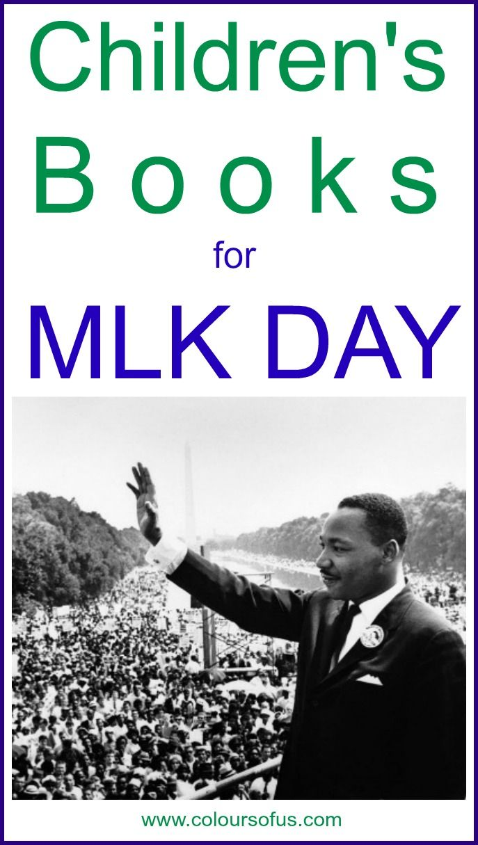 Children's Books about Martin Luther King Jr., Ages 3 to 12