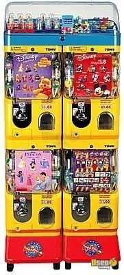 New Listing: http://www.usedvending.com/i/Tomy-Gacha-Toy-Capsule-Vending-Machines-for-Sale-in-Michigan-/MI-A-038Q Tomy Gacha Toy Capsule Vending Machines for Sale in Michigan!!!