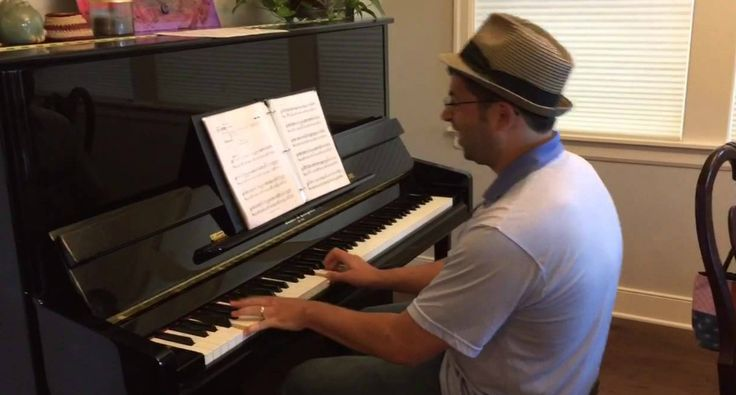 Guy Plays Piano Roulette By Picking A Song With A Random Style And Nails All Three