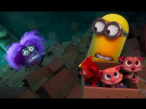Kitten Resue Mission - Funny Minions Movie! - http://www.gigglefinger.com/kitten-resue-mission-funny-minions-movie/