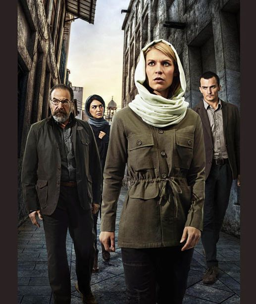 Homeland - The long awaited season six will be back on our screens on the 15th January 2017 [Channel 4]
