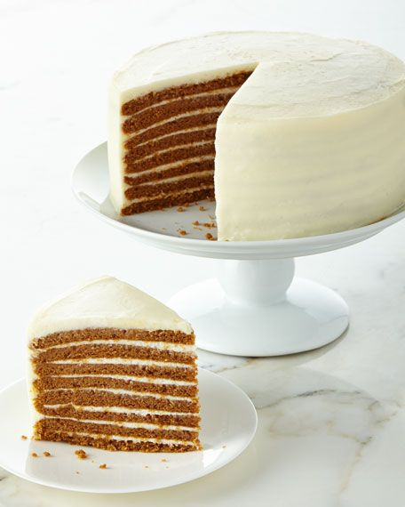 Smith Island Baking Co Pumpkin Spice Cake