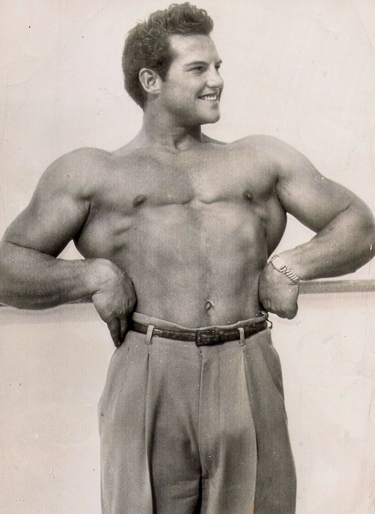 92 best images about Steve Reeves Bodybuilding on