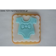 Μπισκότα για Βάπτιση ή Γάμο - 123-Mpomponieres