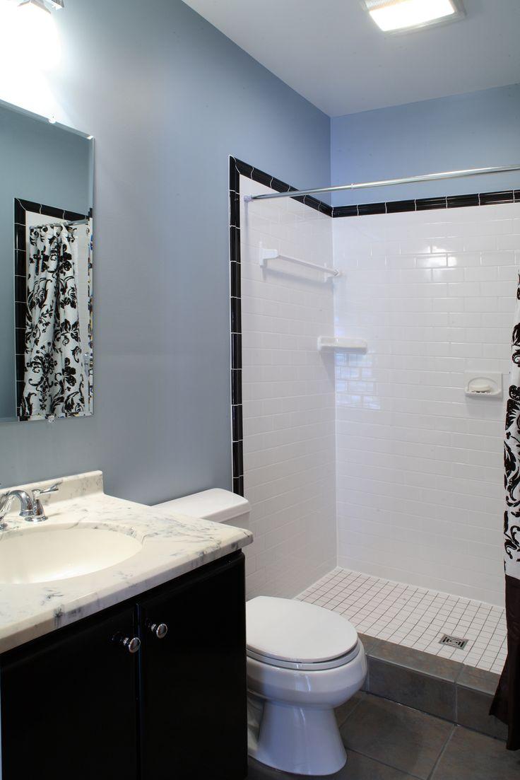 bathroom remodel maryland. Custom Shower Pan Covered By 2\ Bathroom Remodel Maryland R