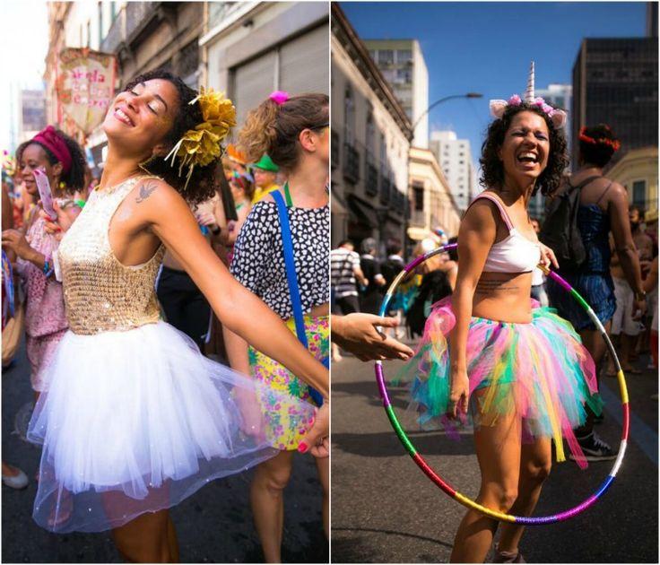 5 ideias para fantasias de carnaval, super simples e fáceis de copiar.
