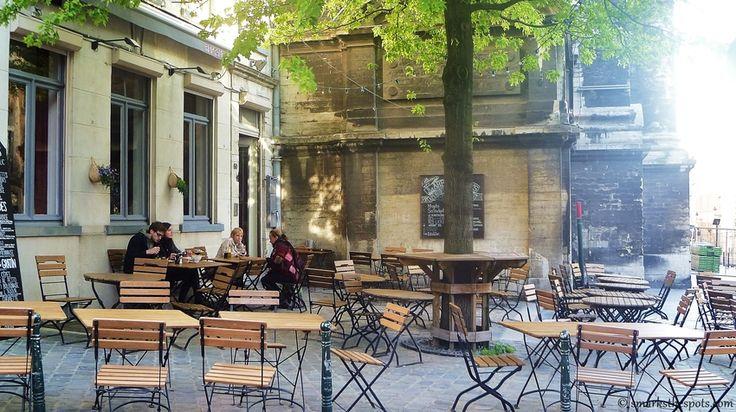 L'Arriere Pays, Rue des Minimes 60, 1000 Brussels, Belgium