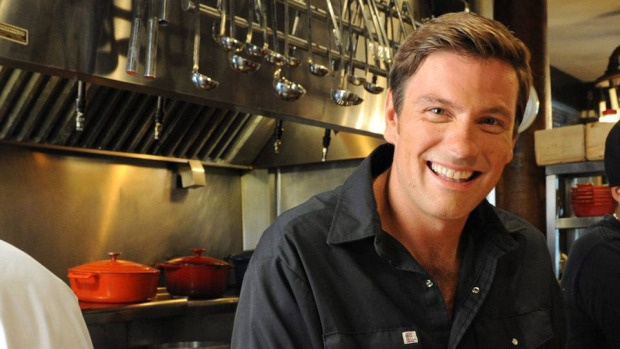 "Chef Chuck Hughes - ""Chuck's Day Off"""