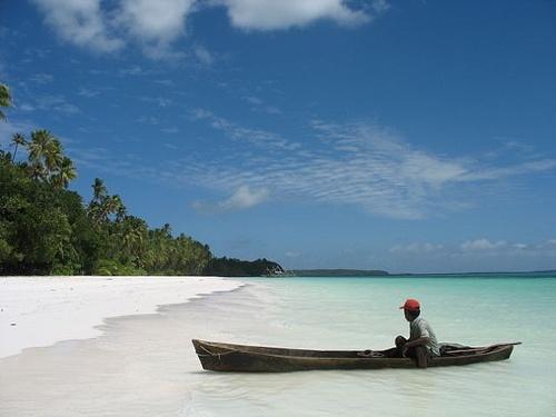 Pasir Panjang (Ngur Bloat) on Kei Kecil Island -  Maluku, Indonesia