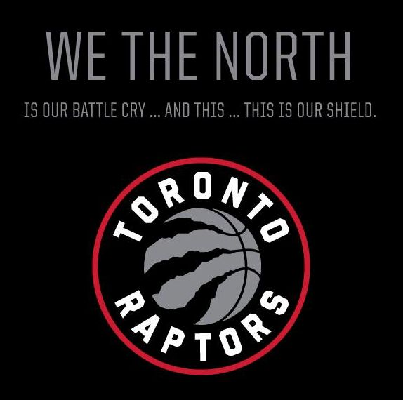 Raptors New Logo Teaser 2015-16