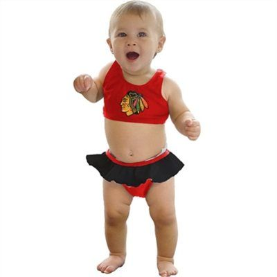 Baby Clothes Chicago Blackhawks