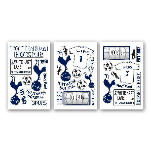 Spurs Wall Sticker Pack | Spurs Shop: Tottenham Hotspur Shop