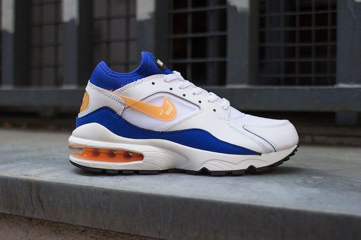 93 Air Max Orange