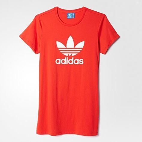 (アディダス オリジナル) adidas Originals レディース トレフォイル Tシャツ ドレス ワンピー... https://www.amazon.co.jp/dp/B01I3AA2GU/ref=cm_sw_r_pi_dp_YejKxbB3KXK6E