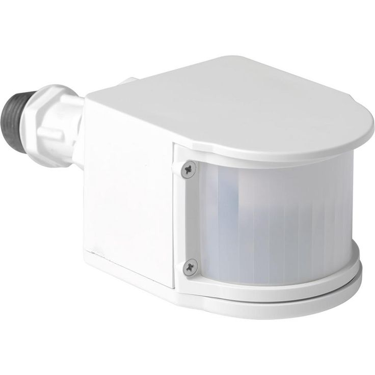 180-Degree Bright White Motion Sensing Outdoor Flood Light