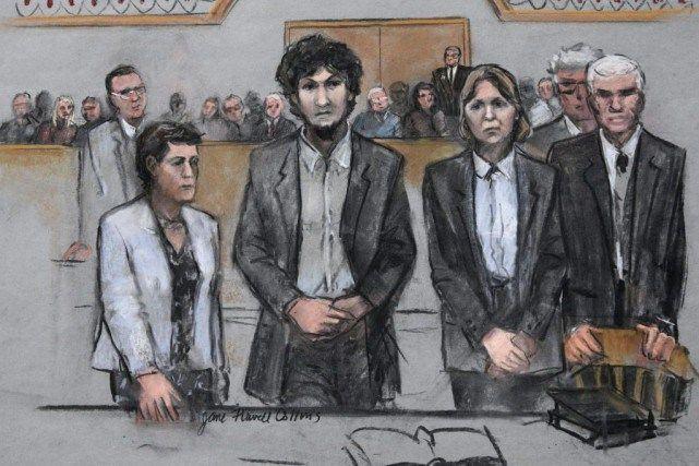 Attentats de Boston: pour les rescapés, «justice est rendue»