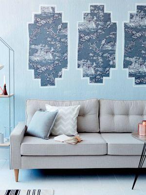 DIY Decora las paredes ¿Quieres tener unas paredes originales?  Mira este DIY: http://www.mujeresreales.es/hogar/articulo/diy-decora-las-paredes-591446193062
