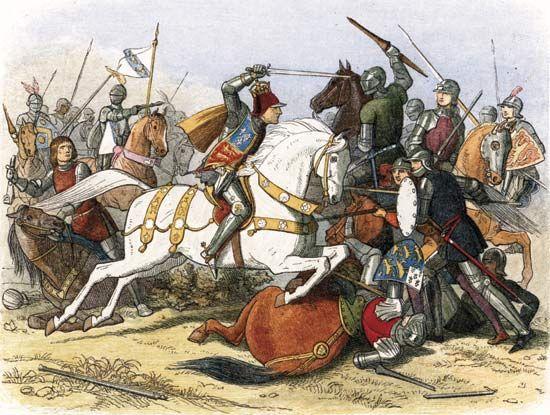 A Idade Média é um dos três grandes períodos definidos pelo mais comum quadro de análise de história europeia: a Idade Antiga, ou Antiguidade, a Idade Média e a Era Moderna, que compreende as idades Moderna e Contemporânea.