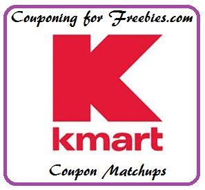 Kmart Coupon Matchups 7/8 - 8/4 - http://couponingforfreebies.com/kmart-coupon-matchups-78-84/