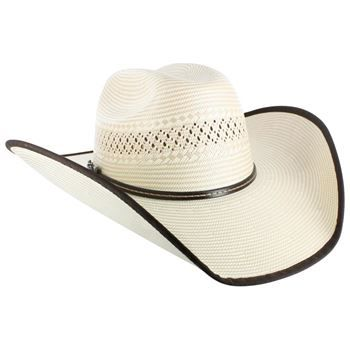Cody James® Men's Pondarosa Straw Cowboy Hat Tried this hat on at Boot Barn today and had to have it.