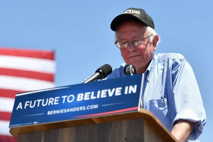 Sanders endorses DNC Chairwoman Wasserman Schultz's primary opponent