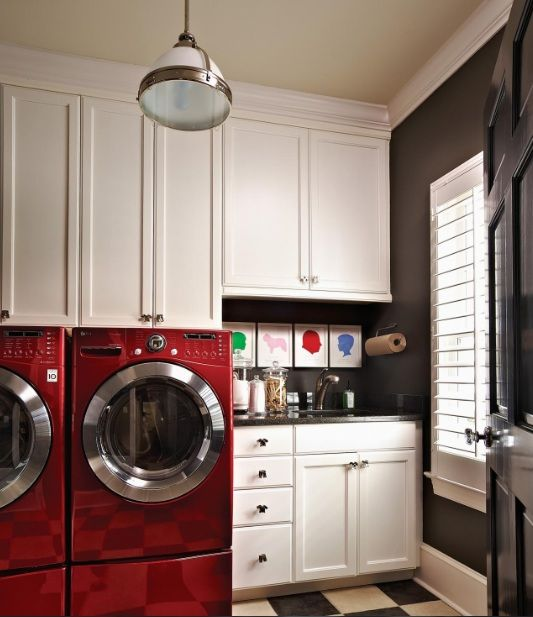 Kitchen Design Ideas An Interview With Johnny Grey: Small Narrow Laundry Room Ideas With Upper Cabinets