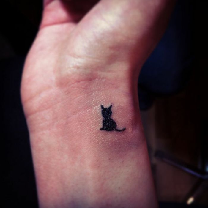 ▷ 1001 + Ideen zum Thema Katzen Tattoo, aus denen Sie eine Inspiration schöpfen könnten