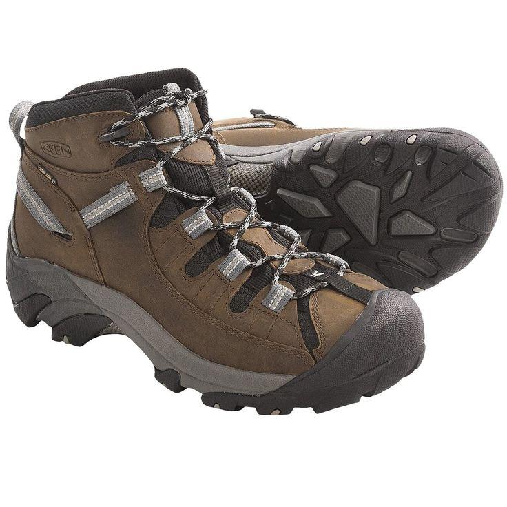 Best Cheap Hiking Boots: Keen Targhee II Mid Waterproof Boots