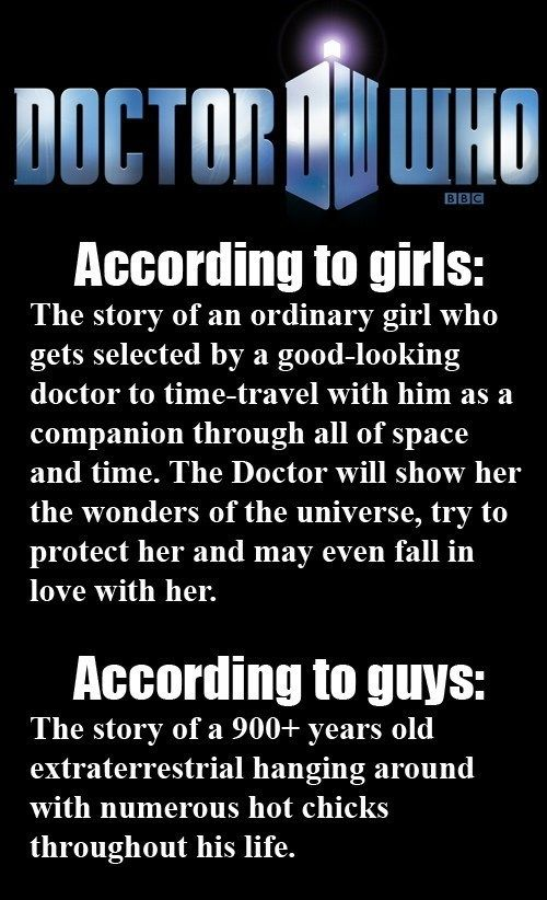 What Does Doctor Who Mean to You?