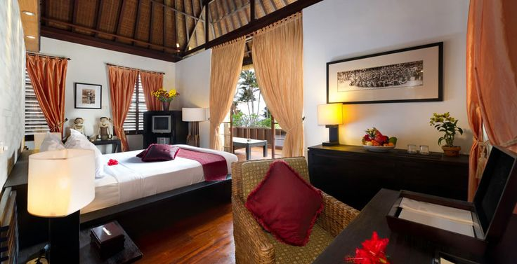 In this heaven, you will be able to take advantage of the jewels of Bali and to forget your daily life.   #Baliroom #Bedroom #Balivilla #Villarental #Baliinterior #Bali #Vacation #Holiday