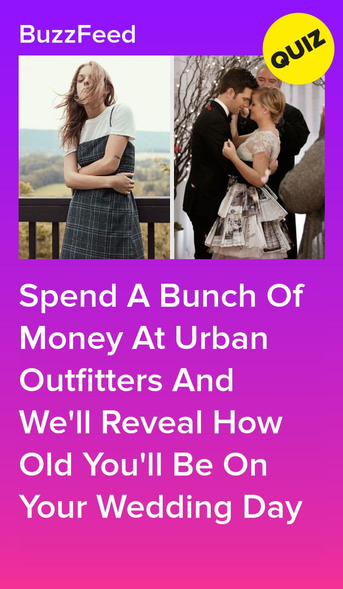 Buy Seven Items From Urban Outfitters And We Ll Reveal How Old You