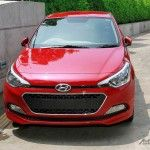 Car News, Front Grille Hyundai i20 Elite: New Hyundai i20 Officially Launched in India ~ http://autonetmagz.net/new-hyundai-i20-officially-launched-in-india/7578/