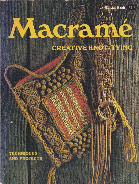 Macrame Book Cover Tutorial : Best cosas que me encantan images on pinterest