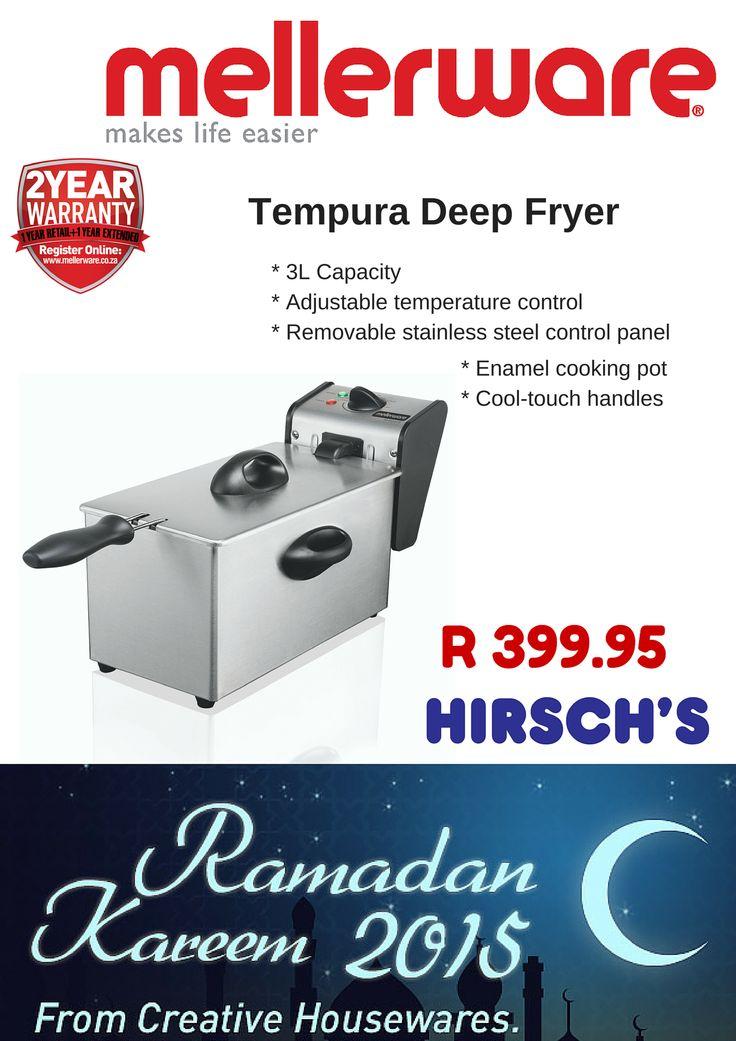 Tempura Deep Fryer