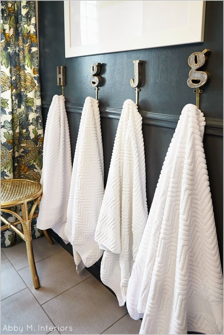 top 25 best boys bathroom decor ideas on pinterest boy bathroom kids bathroom decor why oh why did i not think of personalized hooks oh the fighting between bathroom sharing siblings that could have been prevented