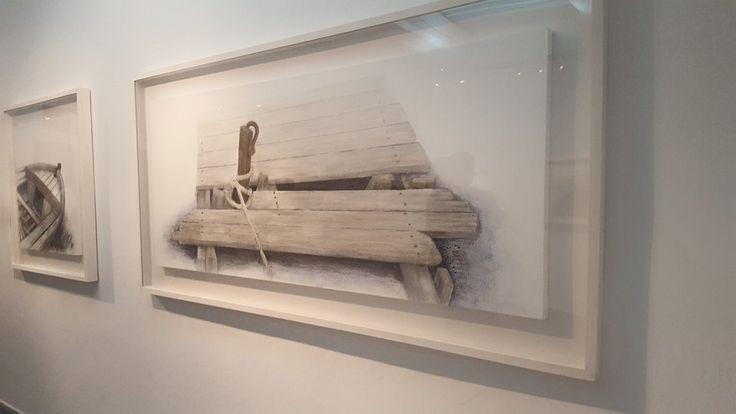 'Sea Woods' Art Exhibition by Sotiris Sorogas