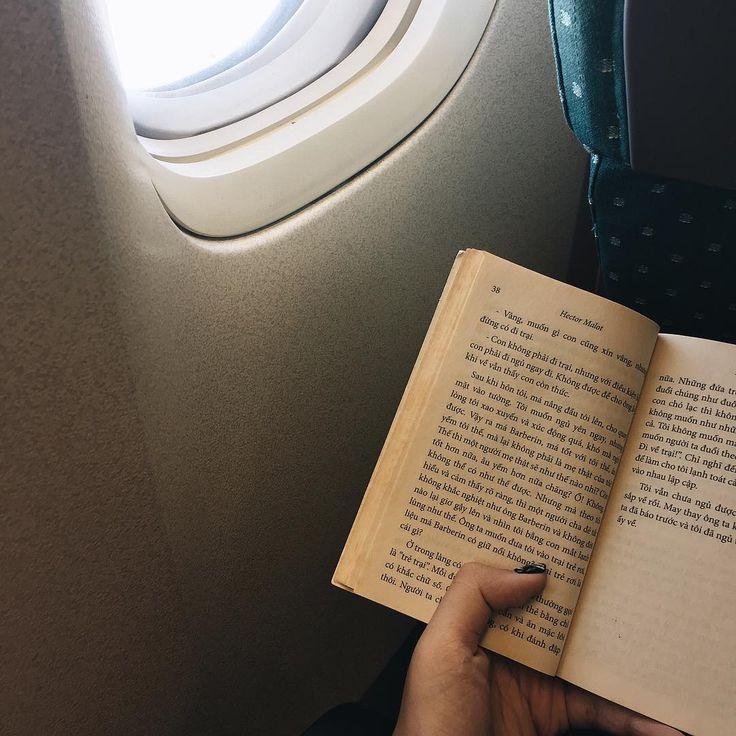 'Ở đây, tôi có thể nghe được cả tiếng tim đập. Tôi nhận ra, ngạc nhiên làm sao, tôi rất thích nơi này ...' #book #fly