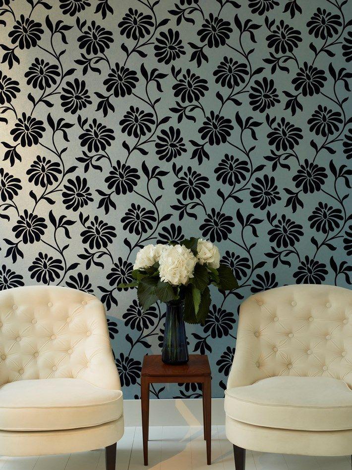 34 best Wallpaper images on Pinterest | Designer wallpaper ...