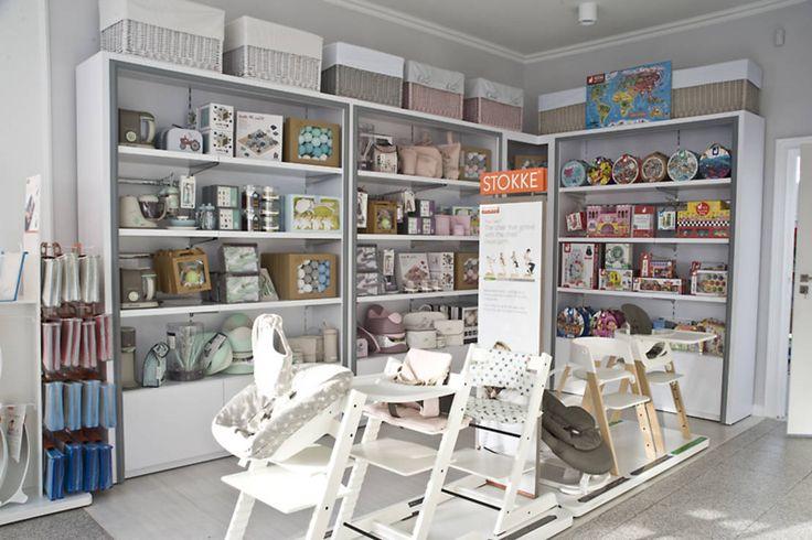 Nasz nowy salon na Warszawskim Powiślu : od Caramella