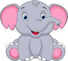 Resultado de imagen para elefantes animados