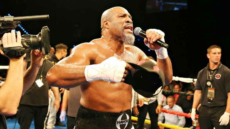 Shannon Briggs, Fres Oquendo to fight for vacant secondary title