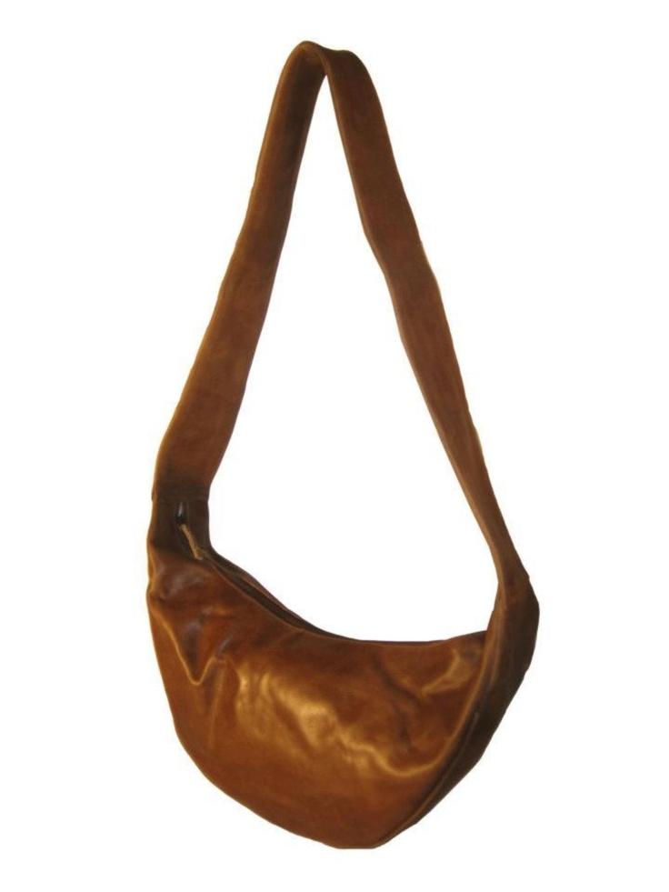 APRIL Hobo Body Sling Bag Deep Chestnut. Imperialhyde.com.au