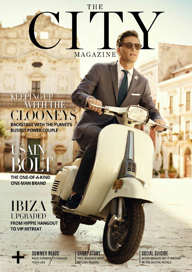 Cool man magazine