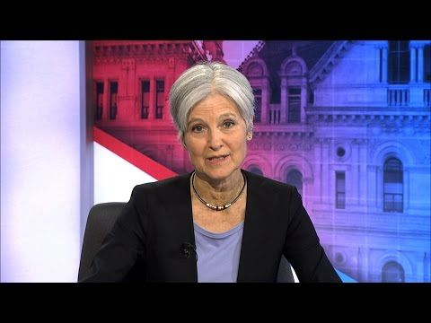Green Party Candidate Jill Stein: Trump May Say 'Terrible Things' But Hillary Actually Does Them