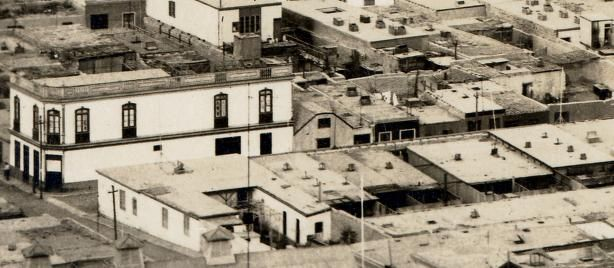 Calle Yungay 1926